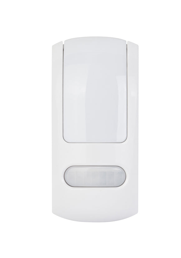 LED Motion Sensor Slim Night Light – White