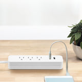 Designer Power-series USB Power Strip, 6'