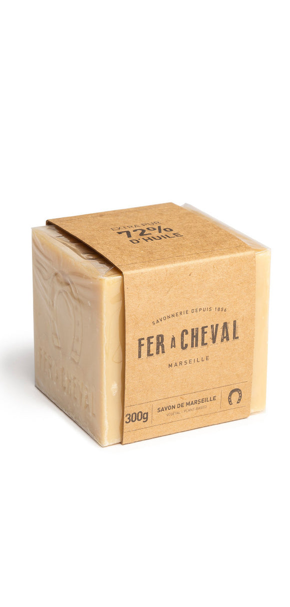Fer A Cheval Vegetal Marseille Soap Cube – 300g
