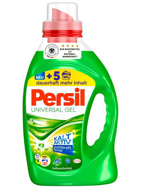 Persil Universal Gel 20 Load – Imported from Germany