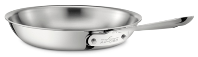 "All-Clad Stainless 10"" Fry Pan"