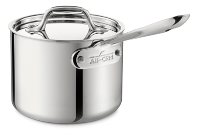 All-Clad Stainless 2 QT. Sauce Pan