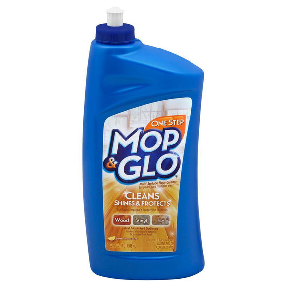 Mop & Glo Multi-Surface Floor Cleaner – 32oz