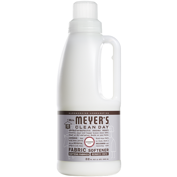 Mrs. Meyer's Lavender Fabric Softener – 32oz