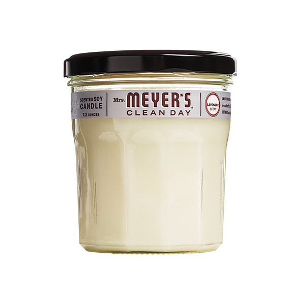 Mrs. Meyer's Lavender Soy Candle – Large