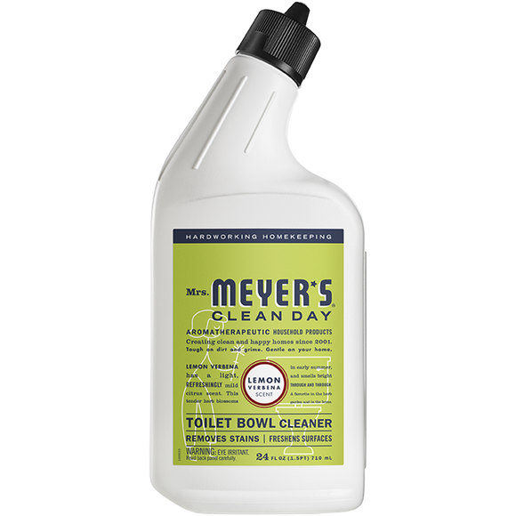 Mrs. Meyer's Lemon Verbena Toilet Bowl Cleaner – 24oz