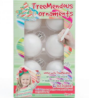 The TreeMendous Ornament Decorator Ornament Refill Pack
