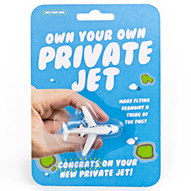 Own Your Own Private Jet