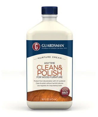 Guardsman Anytime Clean & Polish Cream