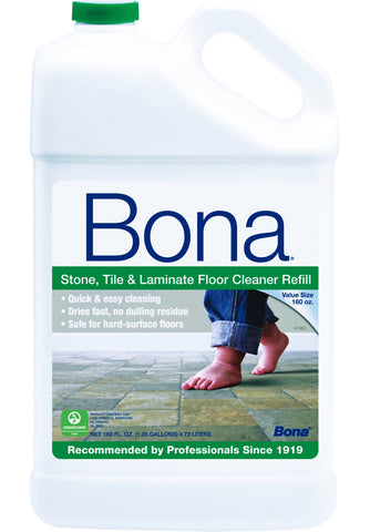 Bona Stone Tile Laminate Floor Cleaner 160oz S Feldman