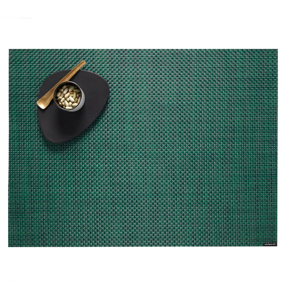 Chilewich Basketweave Placemat – Pine