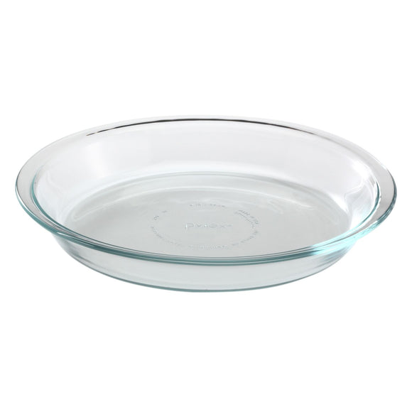 Pyrex Glass Pie Plate - 9