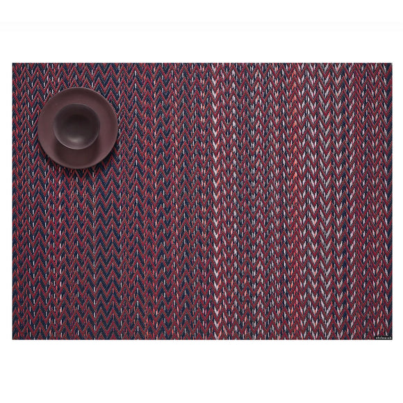 Chilewich Quill Placemat – Mulberry