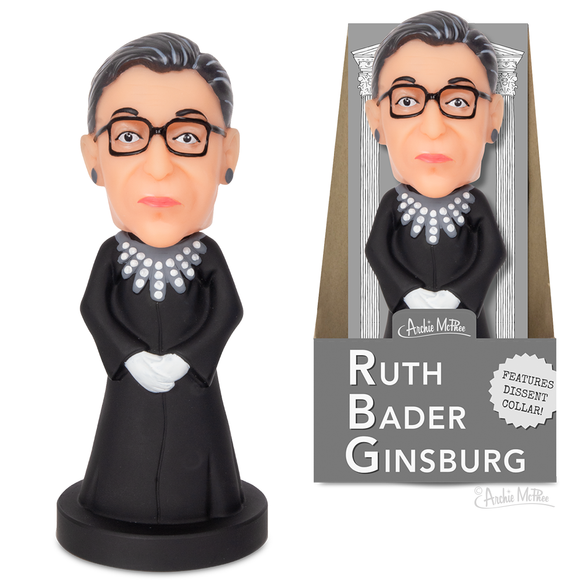 Ruth Bader Ginsburg Nodder Bobble Head