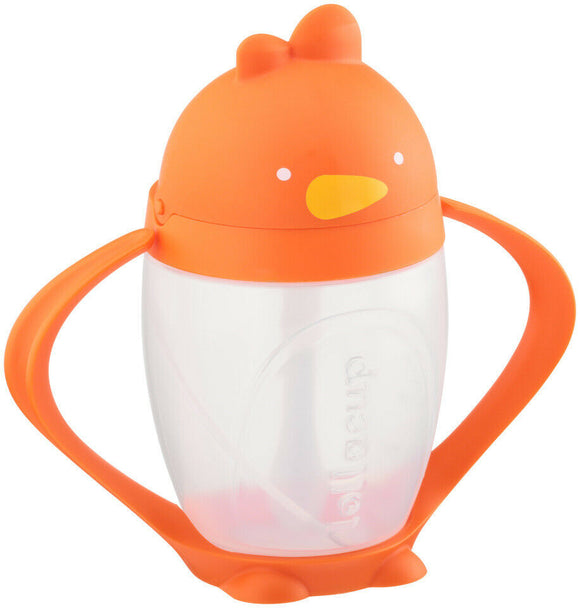 Lollacup – Straw Sippy Cup – Orange