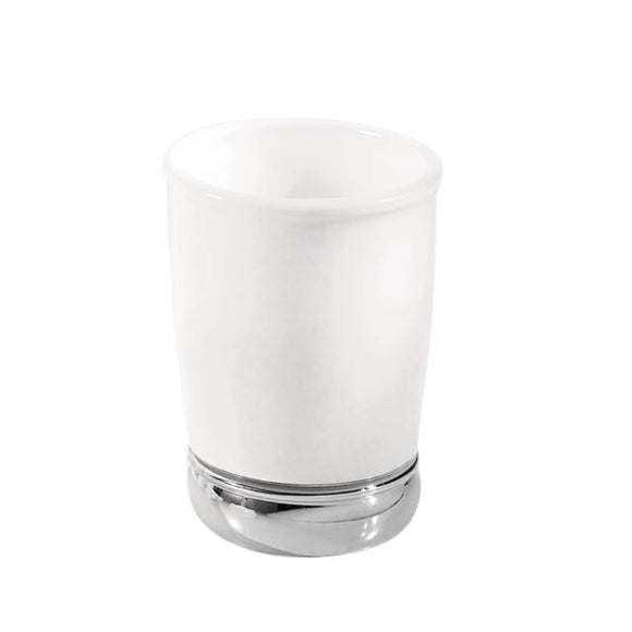 York Two-Tone Bath Tumbler