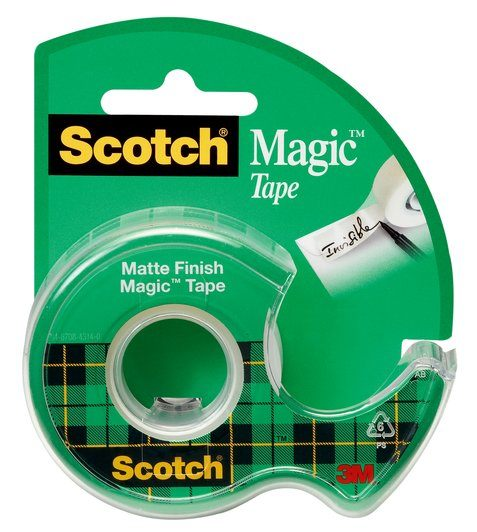 Scotch Magic Tape with Dispenser