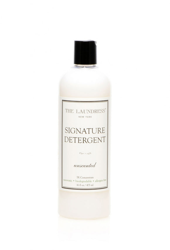 Laundress Signature Detergent Unscented – 16oz