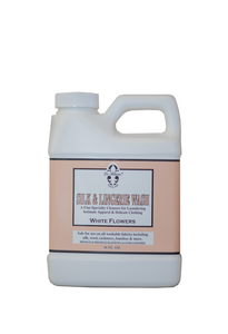 Le Blanc Silk & Lingerie Wash White Flowers – 16oz