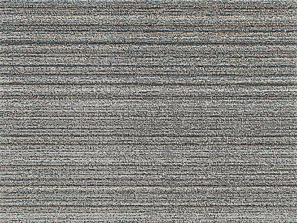 Chilewich Shag Skinny Stripe Doormat – Birch – 18