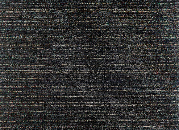 Chilewich Shag Skinny Stripe Doormat – Steel – 18