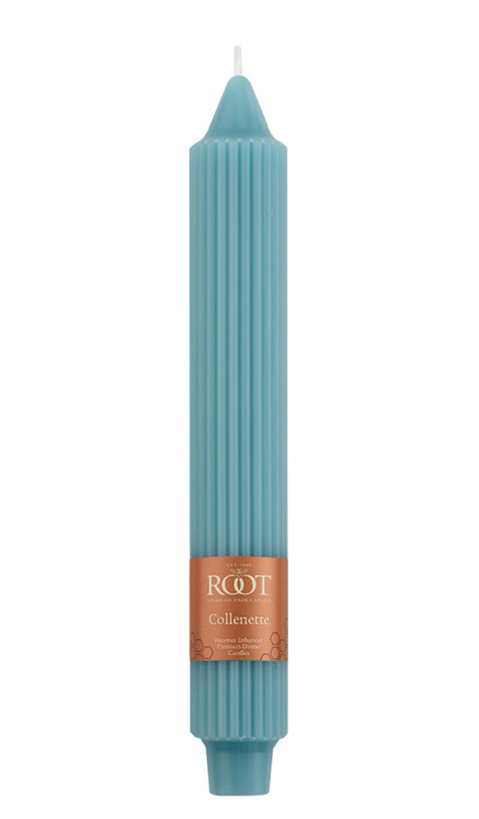 Root Grecian Collenette Candle – Sky – 9