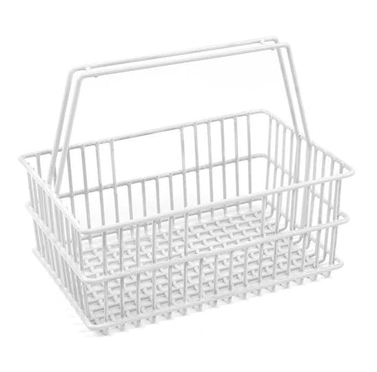 Wire Basket – Small - White