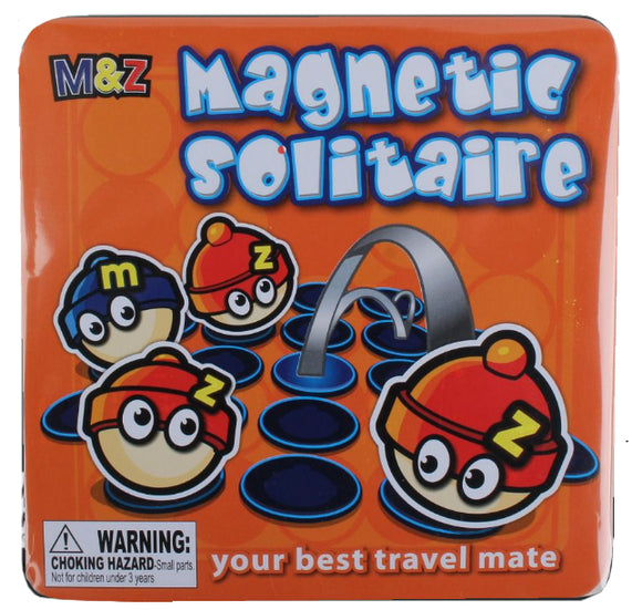 Magnetic Travel Games – Solitaire