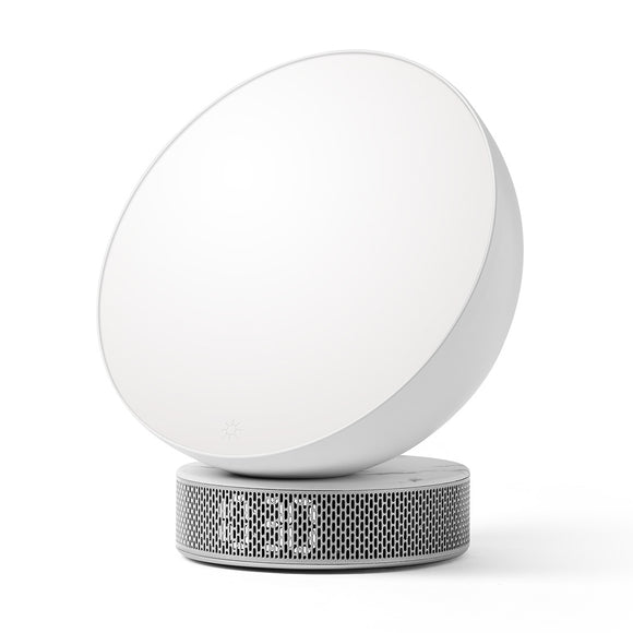 Lexon - Miami Sunrise Alarm Clock & Desk Lamp