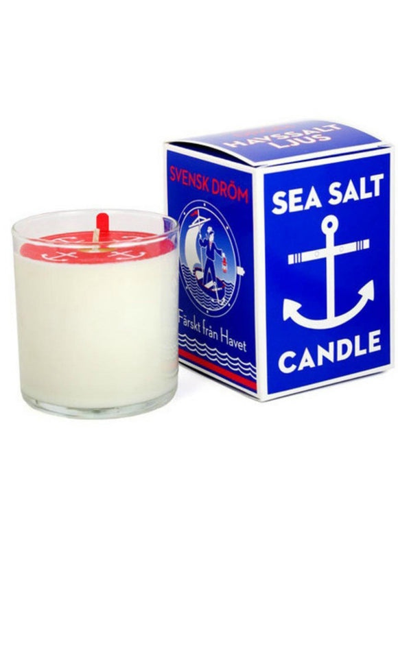 Swedish Dream Sea Salt Candle – 10oz