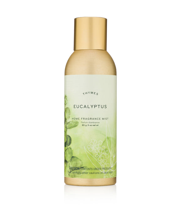 Thymes Eucalyptus Home Fragrance Mist – 3oz