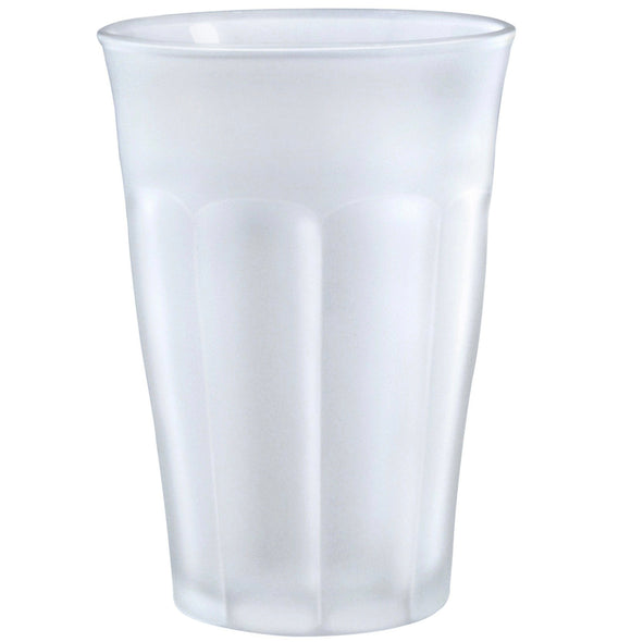 Duralex Picardie Frosted Tumbler – 12.625 oz