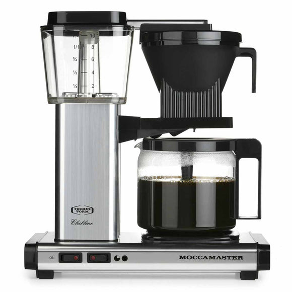 Technivorm Moccamaster 10-Cup Coffee Brewer – Stainless