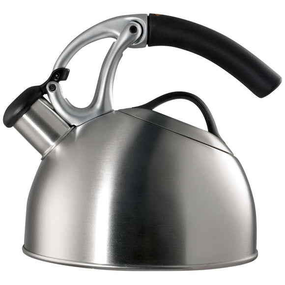 OXO Uplift Tea Kettle, Brushed