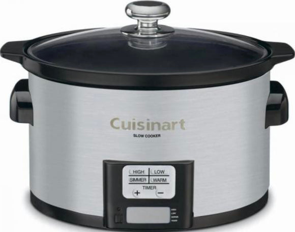 Cuisinart 3.5 Quart Programable Slow Cooker