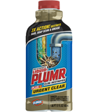 Liquid-Plumr Clog Destroyer Plus+ Urgent Clear, 17 oz