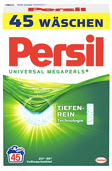 Persil Universal Megaperls 45 Load – Imported from Germany