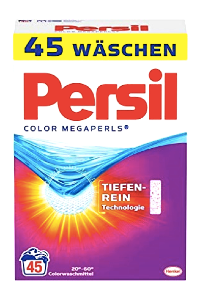 Persil Color Megaperls 45 load – Imported from Germany