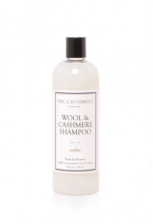 Laundress Wool & Cashmere Shampoo – 16oz