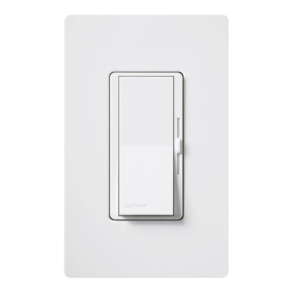 Lutron Diva LED Dimmer – White
