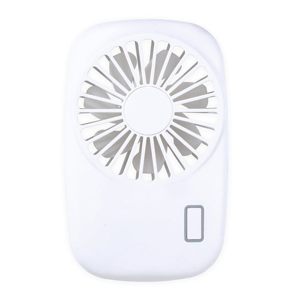 Kikkerland Pocket Tornado Fan – White