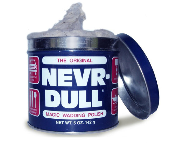 NEVR-DULL Metal Polish Kit