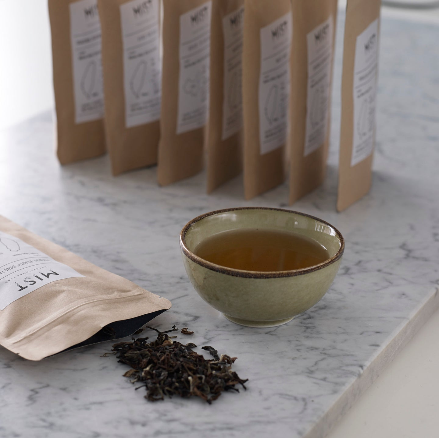 MIST Samples - 8 Specialty Teas (8*10 gr)