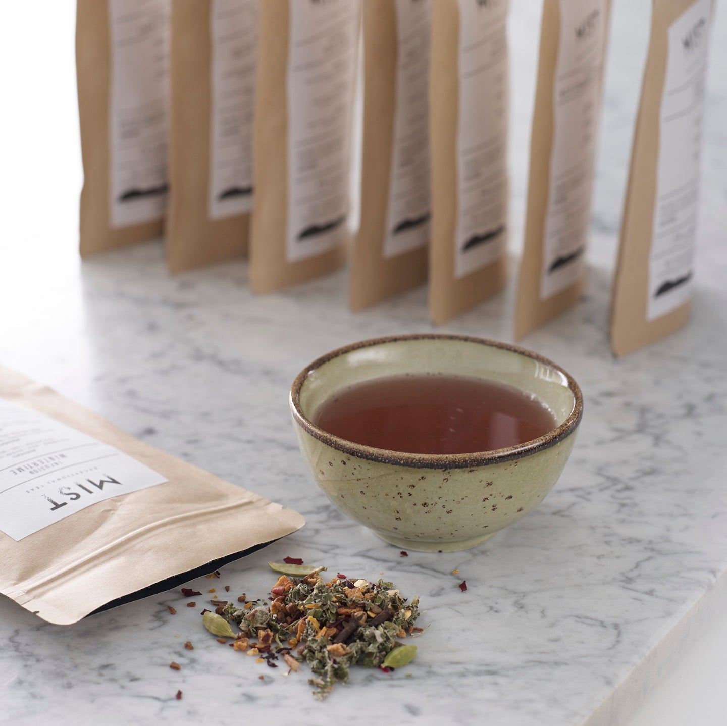 MIST Samples - 8 Infusions (8*20 gr)