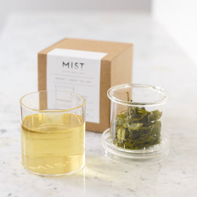 MIST tea cup // INFUSE + ENJOY