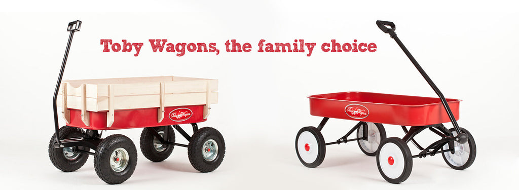 Toby Wagons Europe S Best Selling Pull Along Wagon And Carts