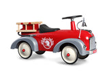 Toy fire truck for kids