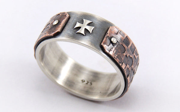 Men christian ring