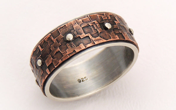 unique mens ring desigs