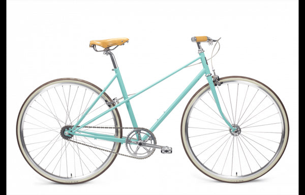 Single speed road bicycle